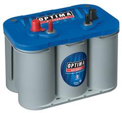 Optima Batteries 9016-103 - Optima BlueTop Deep Cycle Marine 12-Volt Batteries