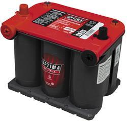 Optima Batteries 9022 091 Redtop Starting 12 Volt