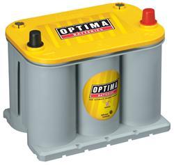 Optima Batteries 9040-218 - Optima YellowTop Deep-Cycle 12-Volt Batteries