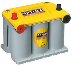 Optima Batteries 9042-218 - Optima YellowTop Deep-Cycle 12-Volt Batteries