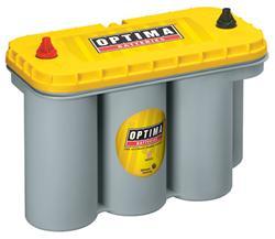 Optima Batteries 9050-160 - Optima YellowTop Deep-Cycle 12-Volt Batteries