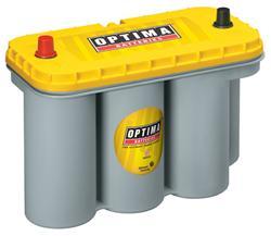 Optima Batteries 9051-160 - Optima YellowTop Deep-Cycle 12-Volt Batteries