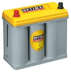 Optima Batteries 9071-167 - Optima YellowTop Deep-Cycle 12-Volt Batteries