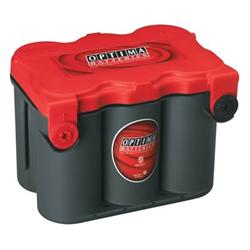 Optima Batteries 9078-109 - Optima RedTop Starting 12 Volt Batteries
