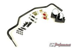 UMI Performance 3044-300-B - UMI Performance Rear Pro-Tour Style Sway Bars