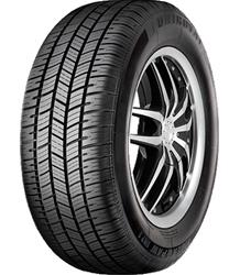 2010 Ford Fusion Uniroyal Tiger Paw Awp3 Tires 12293