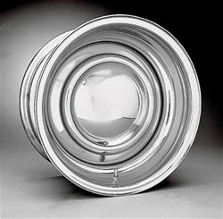U.S. Wheel 52-5815 - U.S. Wheel 52 Series Chrome Smoothie Wheels