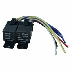 VPA SPDT Relays with Wiring Sockets 80238 Free Shipping on Orders