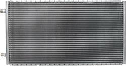 Vintage Air 037033 Horizontal SuperFlow Condenser Universal Application 12 x 24