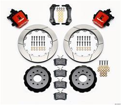 Wilwood Disc Brakes 140-10158 - Wilwood CPB Disc Brake Kits