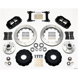 Wilwood Disc Brakes 140-10775 - Wilwood Forged Narrow Superlite 6R Big Brake Front Brake Kits
