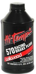 Wilwood Disc Brakes 290-0632 - Wilwood Hi-Temp 570 Degree Racing Brake Fluid