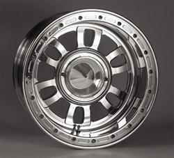Weld Racing 53 710628 Mountain Crusher Polished Wheels