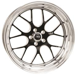 Weld Racing RT S S77 Forged Aluminum Black Anodized Wheels