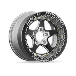 975d3a9f8aa Weld Racing 88B-610SB-GM - Weld Racing Chevrolet Performance Track Attack  Rear Drag