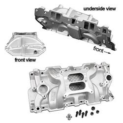 Weiand 8150 - Weiand Speed Warrior Intake Manifolds