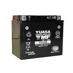 Yuasa Batteries 5YT12AHAD - Yuasa AGM Maintenance-Free Batteries