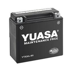 Yuasa Batteries YT20AHAD - Yuasa AGM Maintenance-Free Batteries