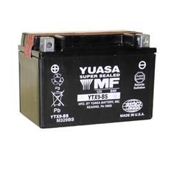 Yuasa Batteries YUAM329BS - Yuasa AGM Maintenance-Free Batteries