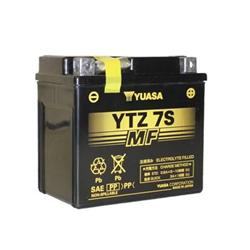 Yuasa Batteries YUAM727ZS - Yuasa AGM High Performance Maintenance-Free Batteries