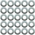 Chamfer 0.250 Allstar ALL18665 Countersunk Washers Set of 10 Black Anodized I.D
