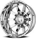 Click here for more information about American Force Independence Dually Series Polished Wheel Combos
