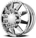 Click here for more information about American Force Wheels AFDF11122-1 - American Force Independence Dually Series Polished Wheel Combos