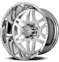 American Force Liberty SS8 Series Polished Wheels