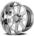 American Force Recon SS8 Series Polished Wheels