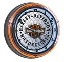 Click here for more information about Harley-Davidson® Diamondplate Clock