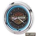 Click here for more information about Summit Gifts HDL16675 - Harley-Davidson® Genuine Neon Clocks