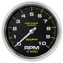 Click here for more information about Auto Meter Marine 200801-40 - AutoMeter Pro-Comp Marine Tachometer Gauges