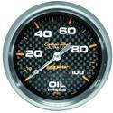 Click here for more information about AutoMeter 4821 - AutoMeter Carbon Fiber Ultra-Lite Analog Gauges