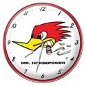 Click here for more information about Mr. Horsepower Wall Clock
