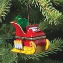 Click here for more information about Hot Rod Sleigh Opening Ornament