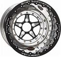 Click here for more information about Billet Specialties BCD036166550 - Billet Specialties Comp 5 Series Black Double Beadlock Wheels
