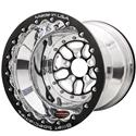 Click here for more information about Billet Specialties BCD076166540 - Billet Specialties Comp 7 Series Black Double Beadlock Wheels