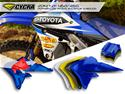Click here for more information about Cycra 1CYC-1778-62 - Cycra Powerflow Intake Radiator Shrouds