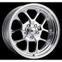 Click here for more information about Center Line Wheels 9197805545 - Center Line Wheels Legend Series Lazer II Polished Wheels