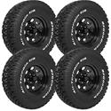 Click here for more information about Summit Racing 16-0004 - Summit Racing® Wheel and Tire Pro Packs