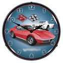 Click here for more information about Chevy C3 Corvette Backlit Clock
