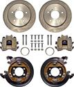 Click here for more information about Currie Enterprises CE-6012E2 - Currie Rear Disc Brake Kits