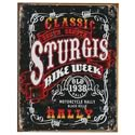 Click here for more information about Classic Sturgis Bike Week Weathered Steel Sign