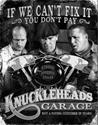 Click here for more information about Stooges Knuckleheads Sign