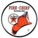 Click here for more information about Texaco Fire Chief Tin Sign