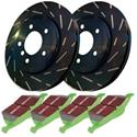 Click here for more information about EBC Brakes S3KF1195 - EBC Stage 3 Truck and SUV Disc Brake Kits