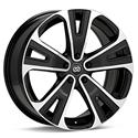 Click here for more information about Enkei SVX Black Machined Wheels