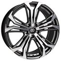 Click here for more information about Enkei Vortex 5 Anthracite Wheels with Machined Face