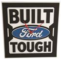 Click here for more information about Built Ford Tough Foam Clock