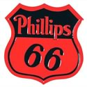 Click here for more information about Phillips 66 Shield Tin Sign